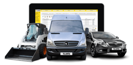 Innovative Tablet Navigation von YellowFox