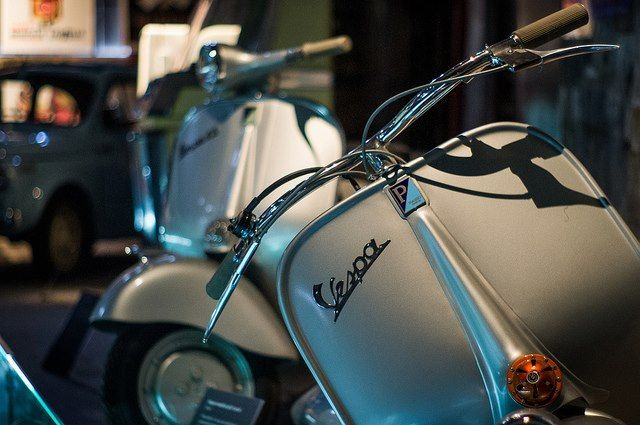 Official Vespa Society Thailand