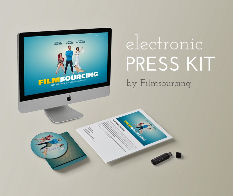 Pin von Filmsourcing auf EPK | Electronic Press Kit | Pinterest