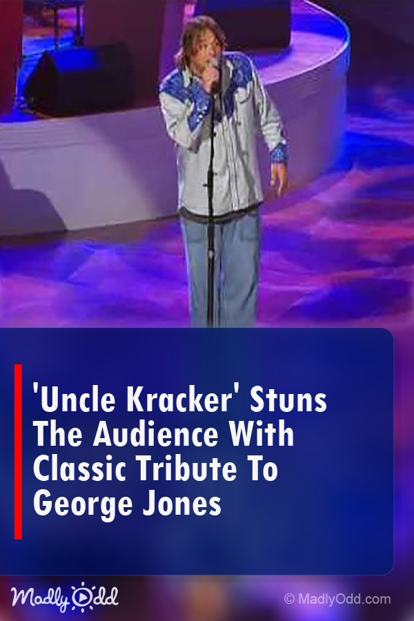 Uncle Kracker Stuns The Audience With Beautifully Classic Tribute To George Jones Countrymusic Country Music Songs Country Music Singers Country Music Videos