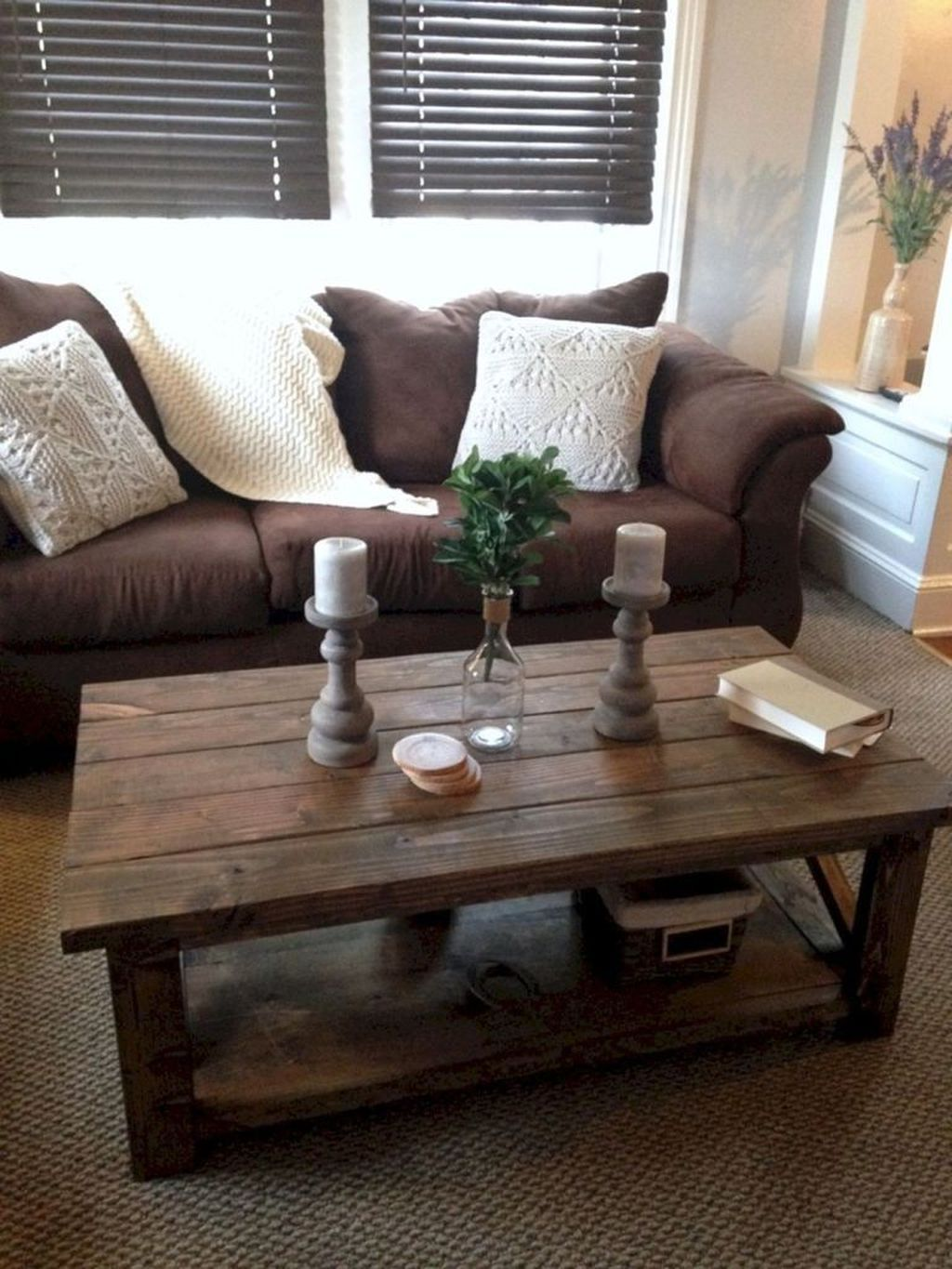 59 Simple DIY Coffe Table Decor Ideas (With images ...