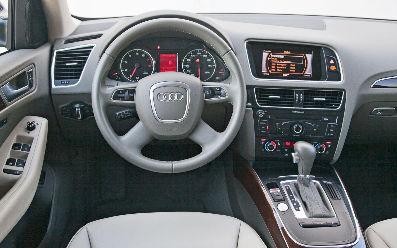 Audi Q5 Interior Pics Images