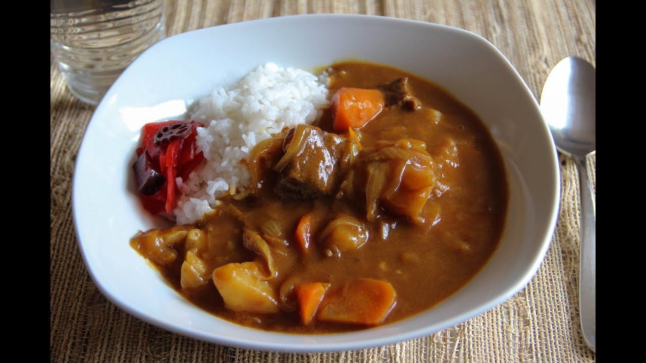 Curry And Rice Recipe Japanese Cooking 101 Youtube Japanese Cooking Food Curry Recipes