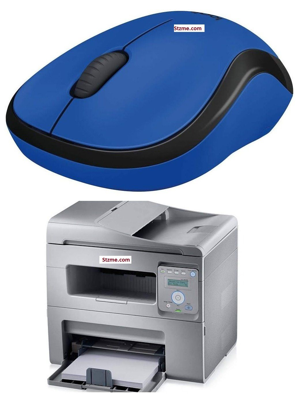 Smart Track Zone provides computermouse with printing