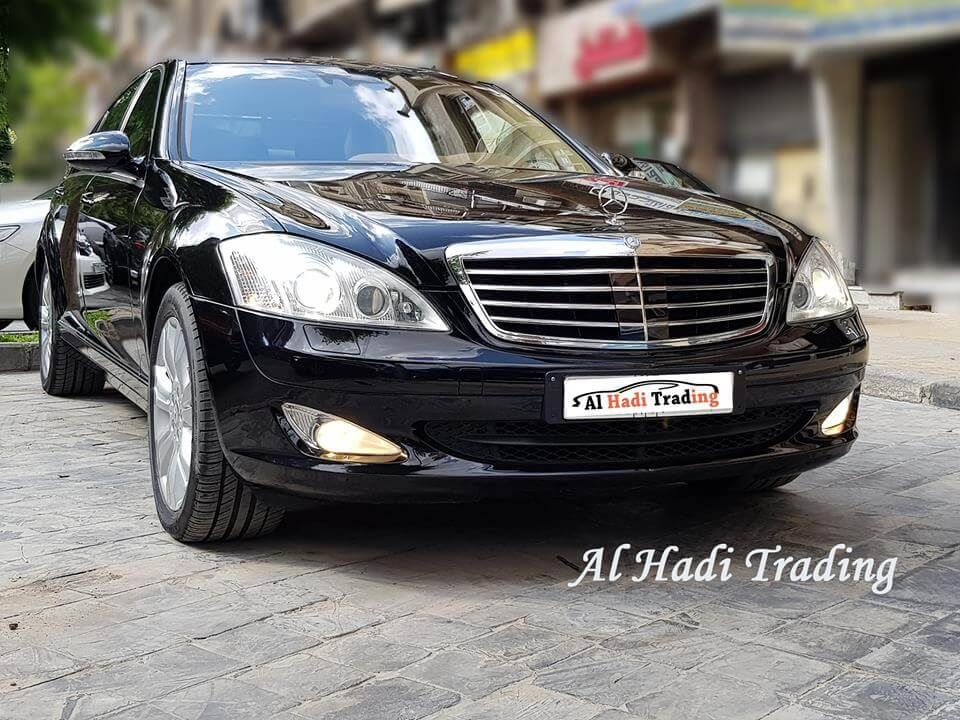 Mercedes S350 سيدان Used Cars Cars Car