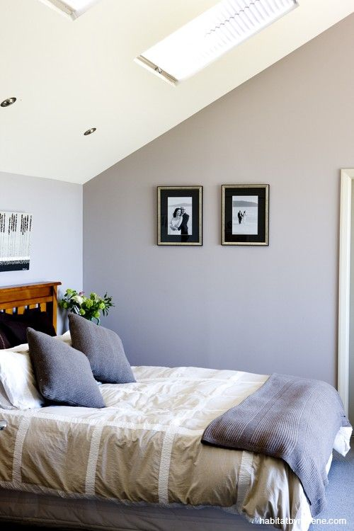 Padded Headboard Bedroom Color Schemes