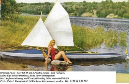 Ebay Kleinanzeigen Plauen : faltboot 2er rz85 original in sachsen plauen ebay kleinanzeigen faltboote ebay ~ Watch28wear.com Haus und Dekorationen