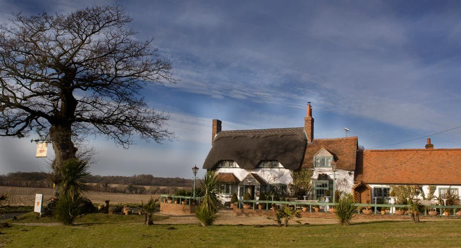 The Crab At Chieveley Wantage Rd Newbury Berkshire One Of Best Seafood