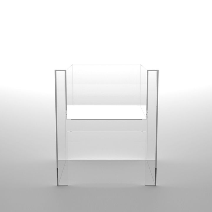 Transparent Chair By Tokujin Yoshioka