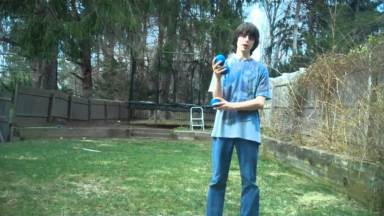 Tutorial: pinball style juggling