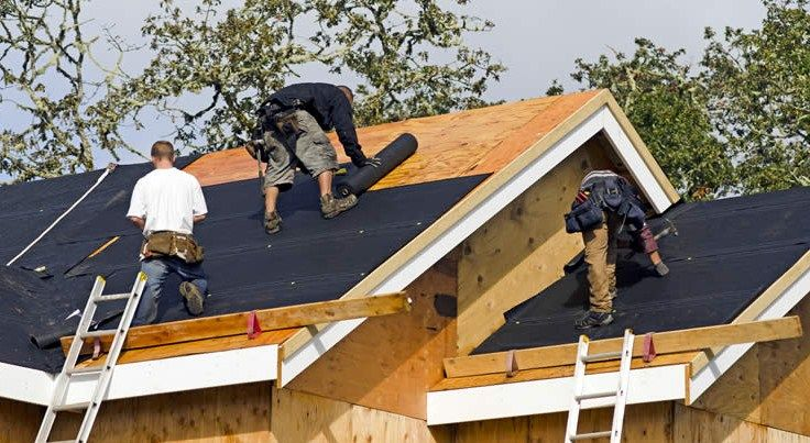 Roof Replacement Services Companies Toronto The Roofers Family Handyman Cool Roof Roofing