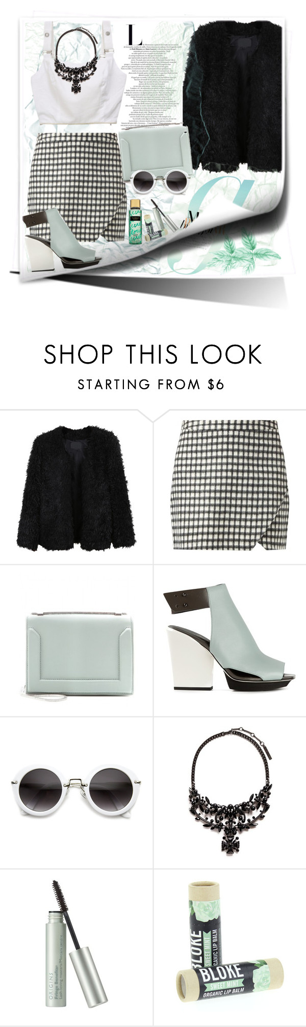 """""""What To Wear This Morning"""" by azarianabilazr ❤ liked on Polyvore featuring LE3NO, rag & bone, 3.1 Phillip Lim, ZeroUV, Givenchy, Origins, Elegant and WhatToWear"""