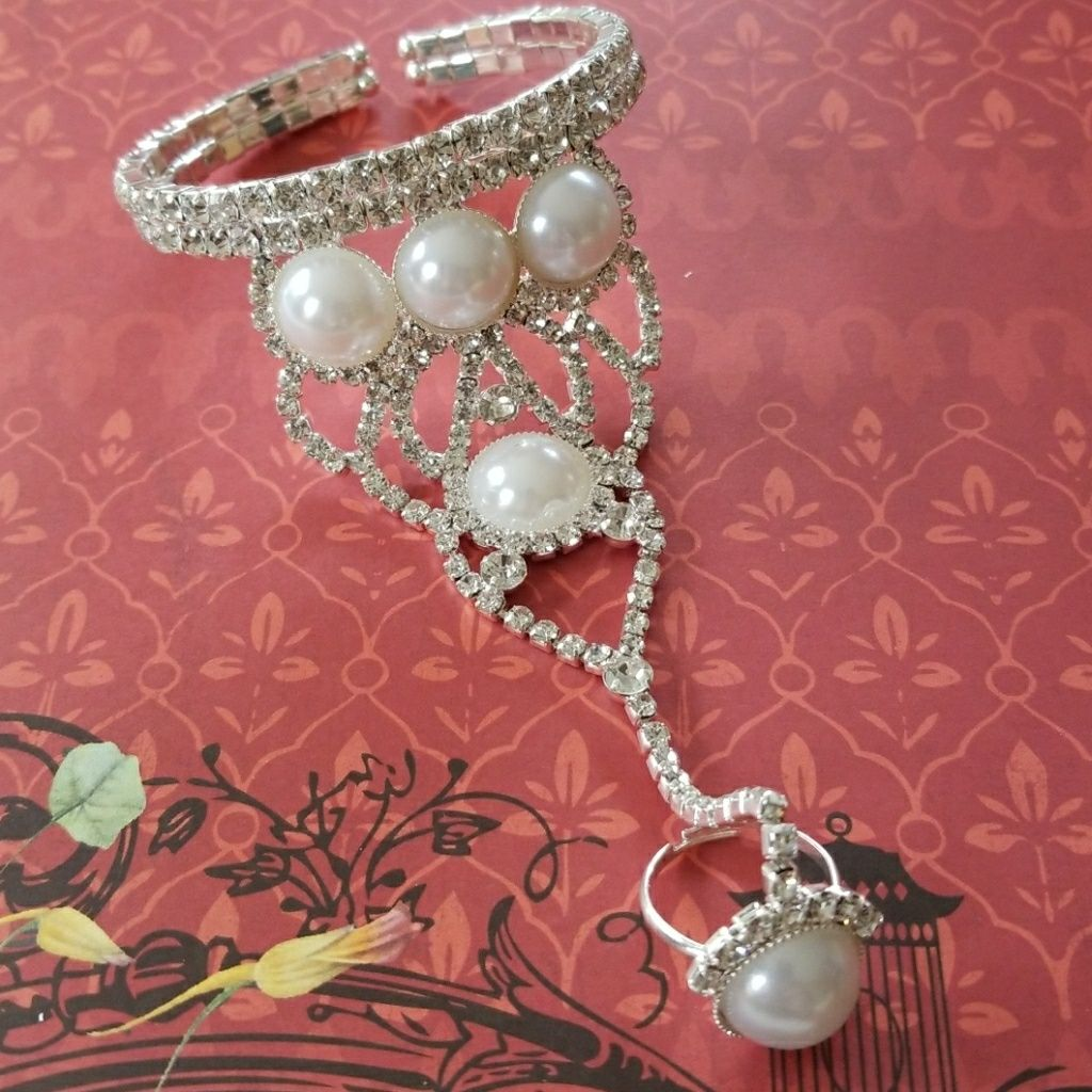 Us gatsby inspired ringbracelet combo gatsby and products