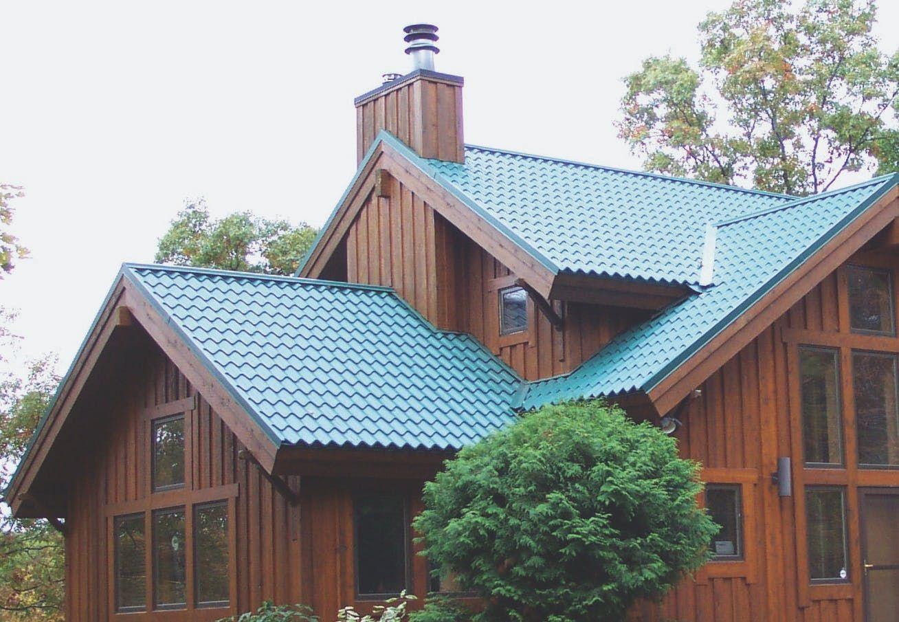 Best Met Tile By Mcelroy Metal Archello Metal Roofing 400 x 300