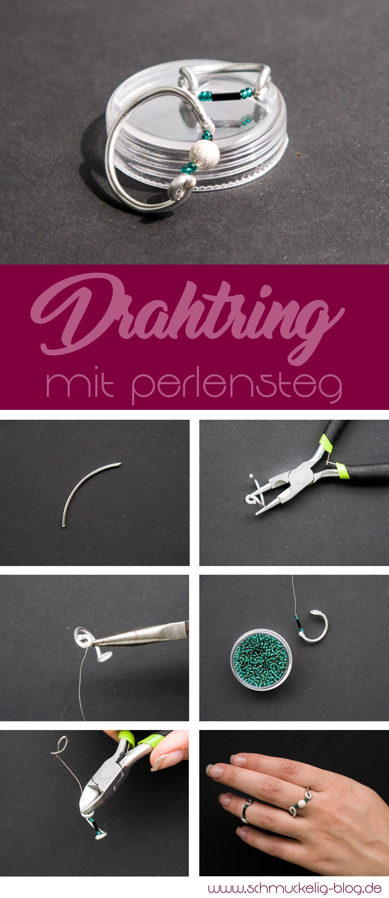Nett Handgemachter Schmuck Perle Und Draht Bilder - Elektrische ...
