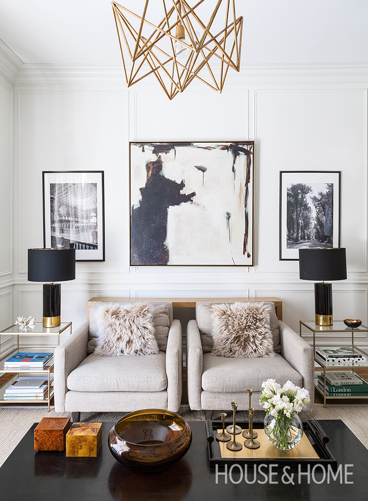 How To Add Modern Style To A Historical Home #livingroom