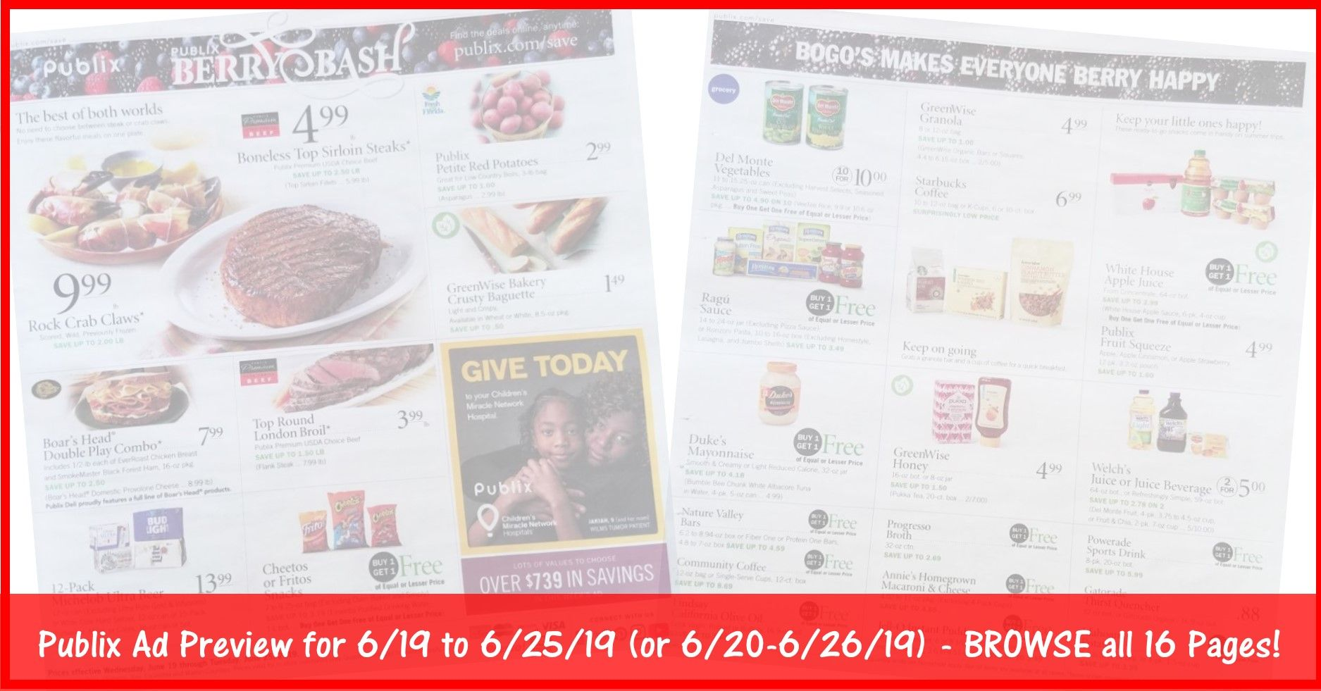 Publix Weekly Ad 12 16 20 12 23 20 Or 12 17 12 24 Early Publix Ad Preview Publix Weekly Ad Publix Ad Publix