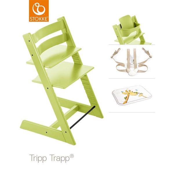 Reife Streifen auf Stuhl