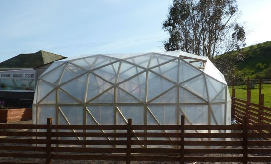 Geodesic tunnel plans 3m geodesic dome greenhouse for Geodesic greenhouse plans free