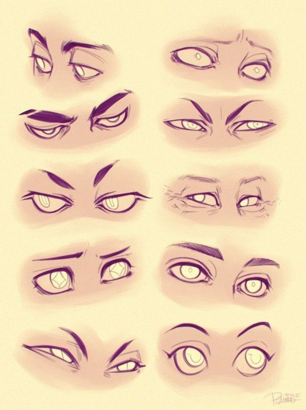 Eyes U Know Man Art Reference Drawing Reference Drawing Tutorial