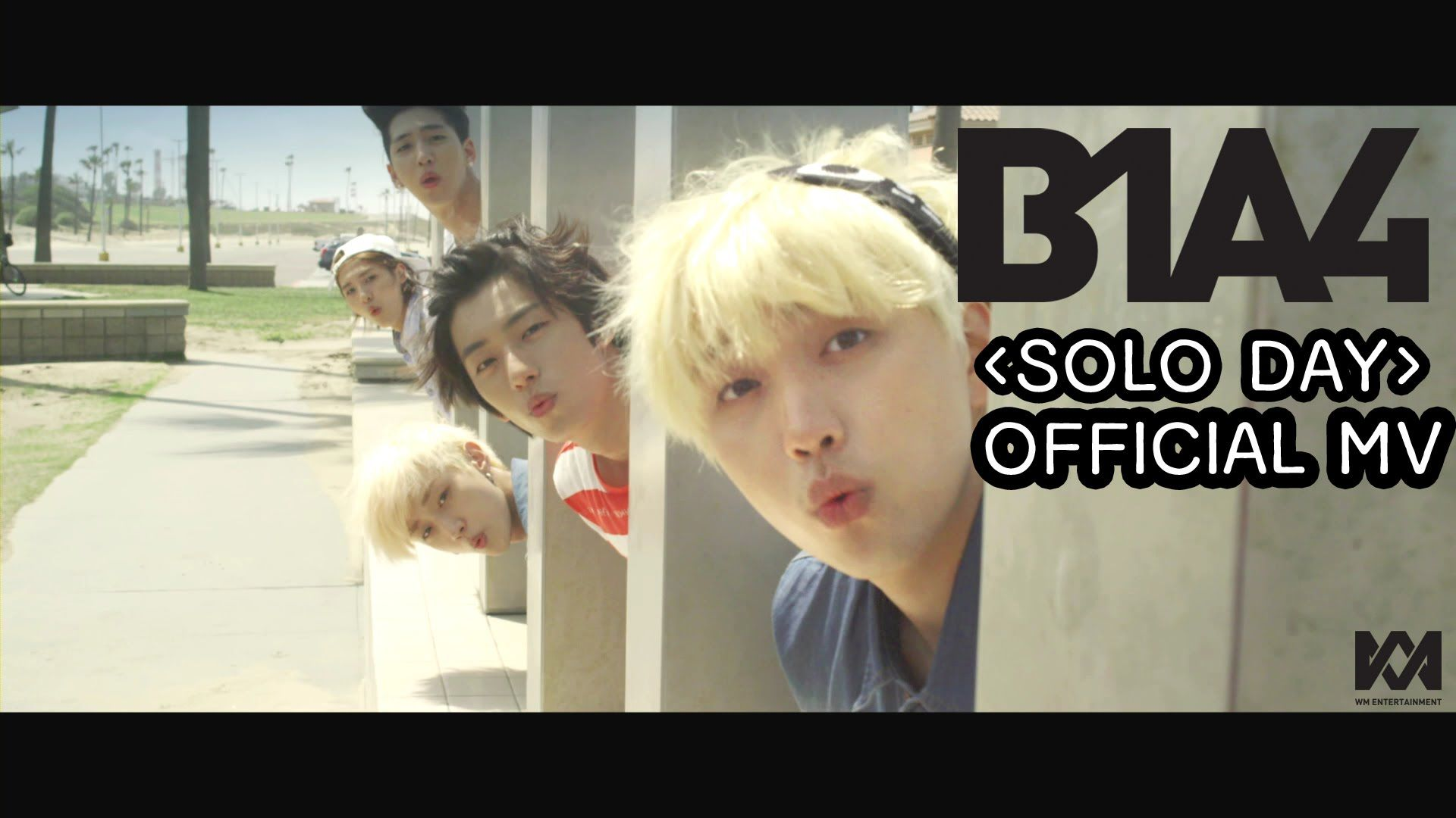 B1A4 - SOLO DAY (Full ver.) #B1A4