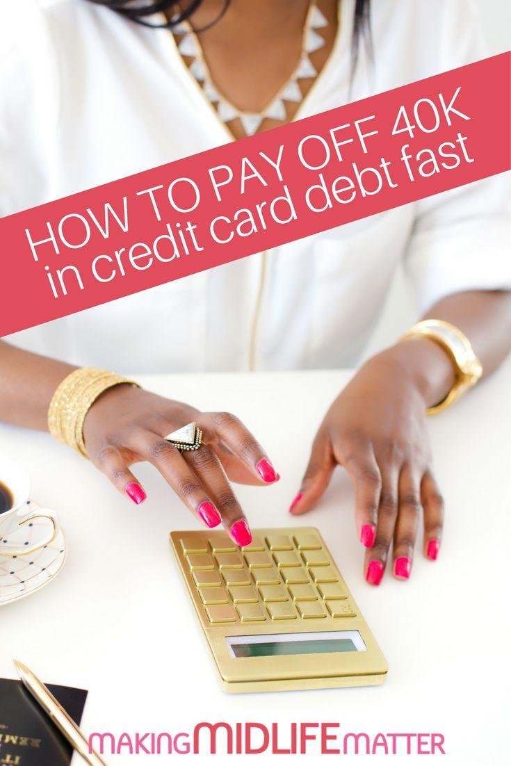 How to pay off credit card debt fast paying off credit