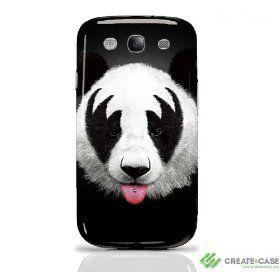 """Kiss of a Panda"" - Samsung Galaxy s3 case"