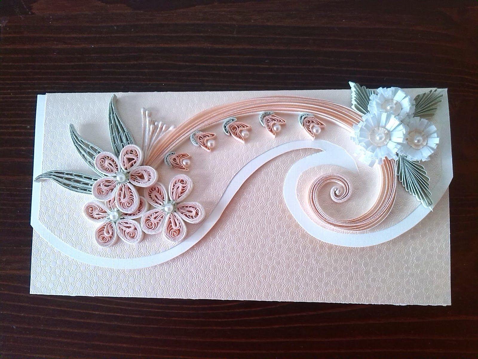Изображением цветов, свадебные открытки из квиллинга картинки
