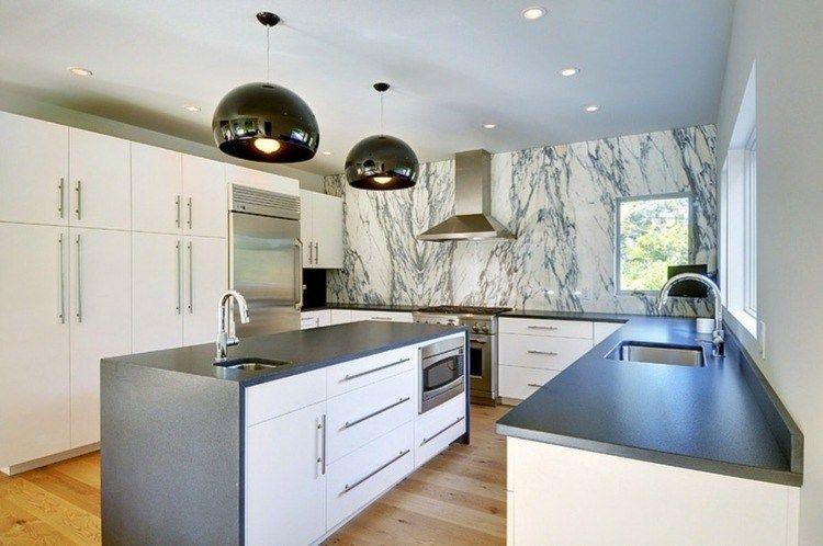 Moderne Graue Küche Tipps Und Ideen Für Das Jahr 2015 Küchen 2018   Graue  Küche Welche