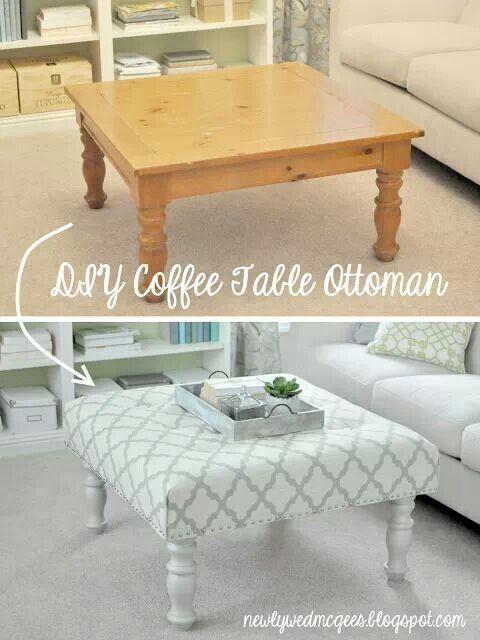 Restauracion de mesa simple a mesa de café | Proyecto pisito ...