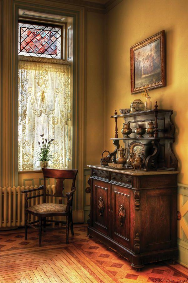 Pin di antea aki alba su cottage chic english country vintage chic pinterest - Mobili stile vittoriano ...