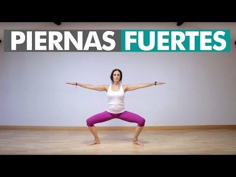 Ejercicio | Viva Fitness. En esta serie de ejercicios que os propongo aquí, buscamos fortalecer las piernas, con una rutina sencilla, que podéis realizar sin mayor dificultad.  Trabajamos las piernas con nuestro peso corporal, y, al ir practicando y realizando las rutinas todas las semanas, irás desarrollando fuerza y mejorando el control de tu cuerpo en el movimiento, para poder ir después agregando cargas y resistencias.