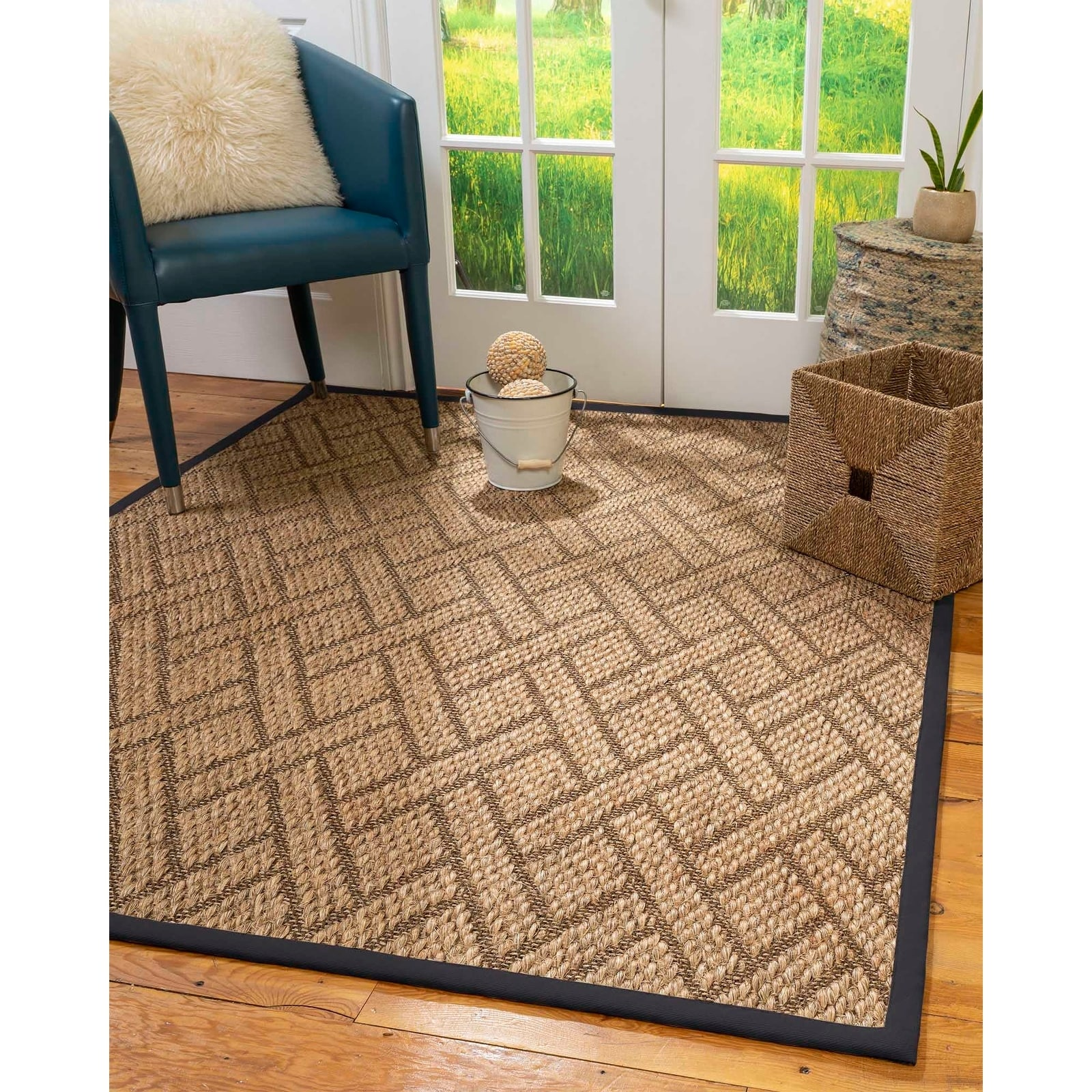Natural Area Rugs 100 Natural Fiber Handmade Chunky Shanghai