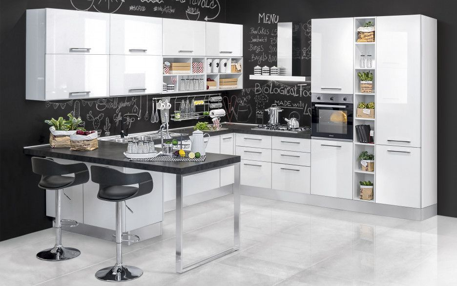 Katy Cucina componibile 2DYN 01 Cocinas