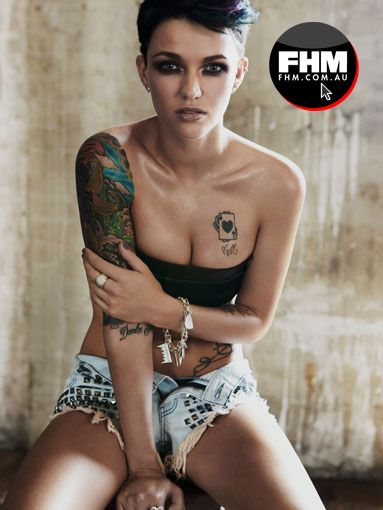 Ruby rose sexiest pics
