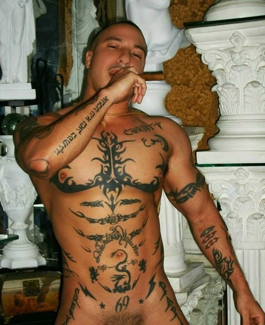 Tatoos on male penis pictures