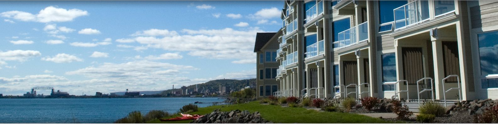 North S Luxury Lakeview Resort On Lake Superior Beacon Pointe Duluth Mn