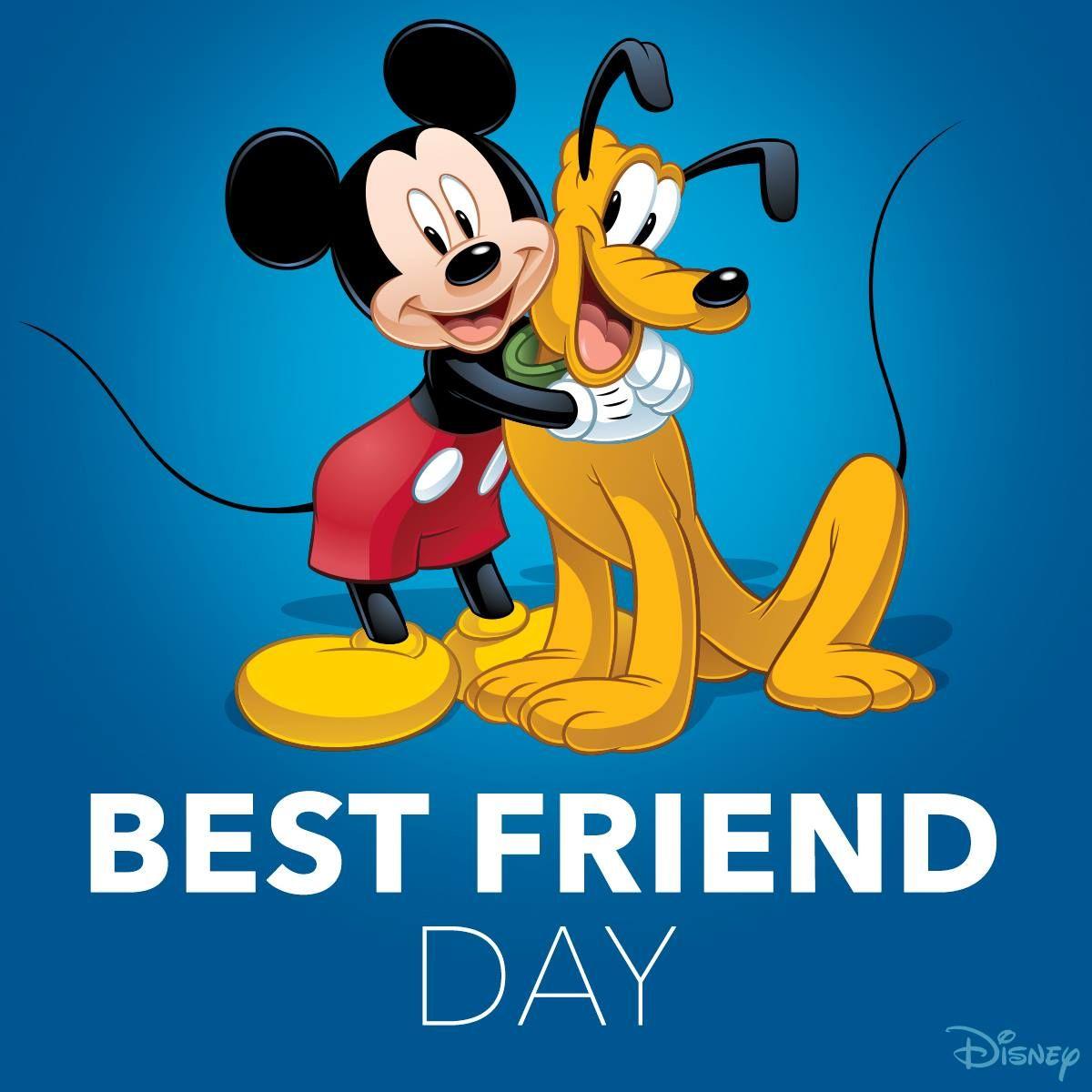 Celebrate Your Best Pal Nationalbestfriendday Best Friend Day Disney Movie Rewards Disney Friends