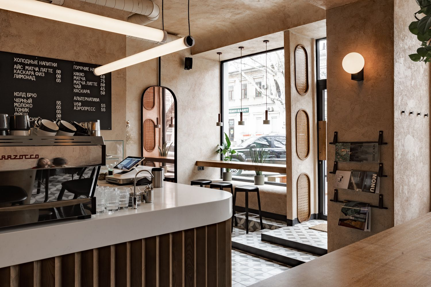 Gallery Of Daily Coffeehouse Sivak Partners 15 Cafe Interior