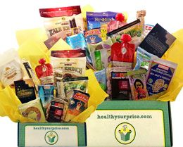 Healthy surprise healthy snacks delivered monthly healthy and healthy surprise healthy snacks delivered monthly healthy and delicious snack baskets all vegan healthy vegan snacksgluten free negle Images