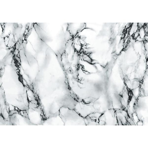 DC Fix Marble White 26 in. x 78 in. Home Decor Self Adhesive Film-96095 - The Home Depot