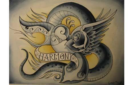 Harmony by Corey Miller