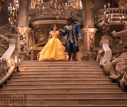 Iconic Dancing Scene In Beauty And The Beast Beauty The Beast