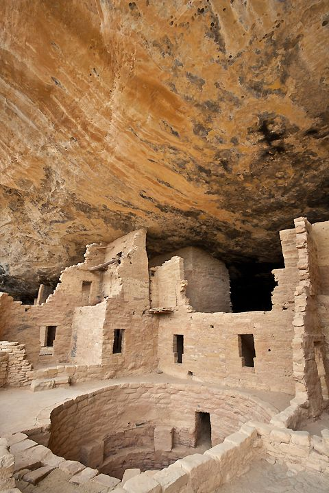 Spruce Tree House Mesa Verde Colorado Have Been Here And Would