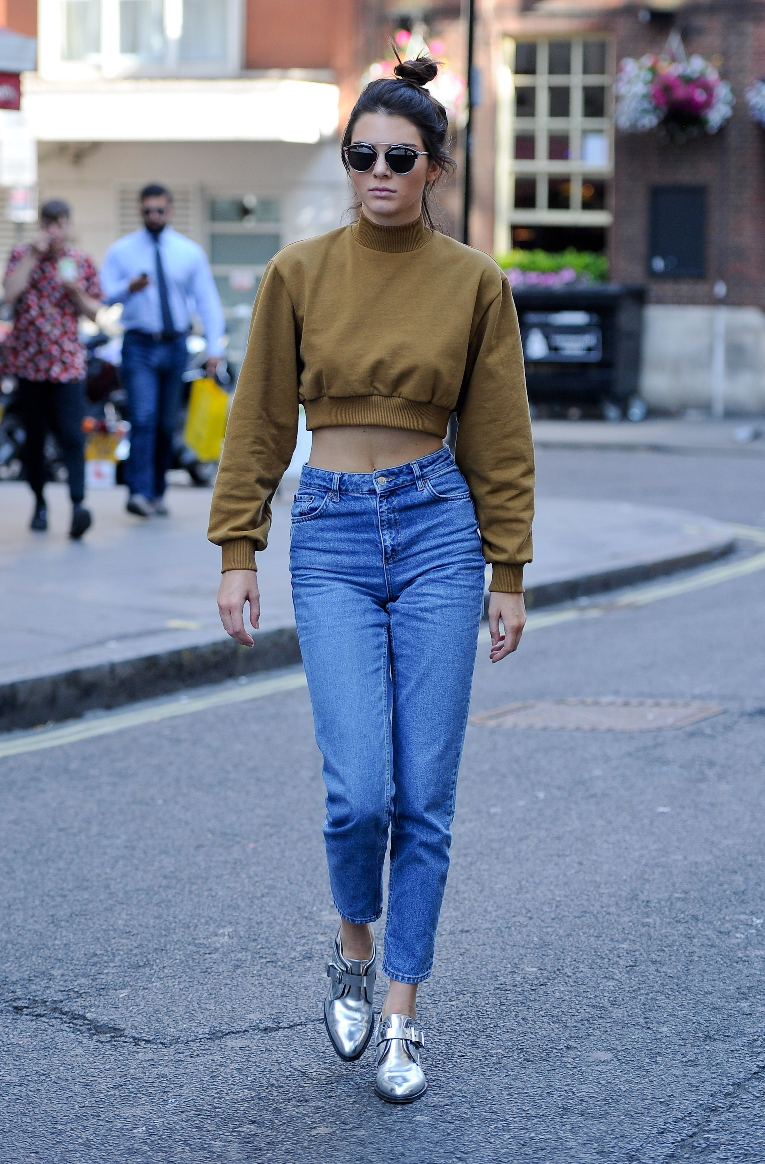 0e5ee5ee06c Kendall Jenner Set the Tone for Casual Fall Fashion in New York City ...