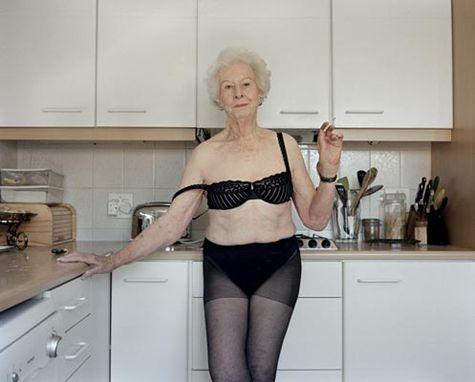 stripper Grandma