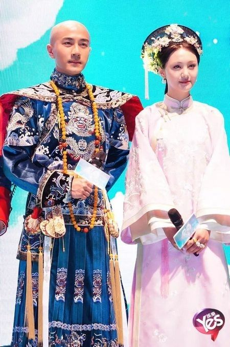 Drama Tradisional : drama, tradisional, Zheng, Shuang, Hawick, Coveted, Leads, C-drama, Adaptation, Lonely, Courtyard, Spring, Traditional, Outfits,, Drama,