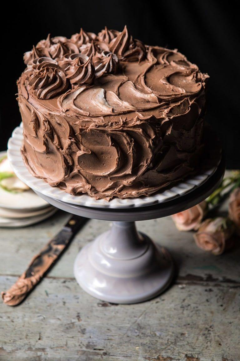 Better Together Chocolate Vanilla Birthday Cake Recipe Vanilla