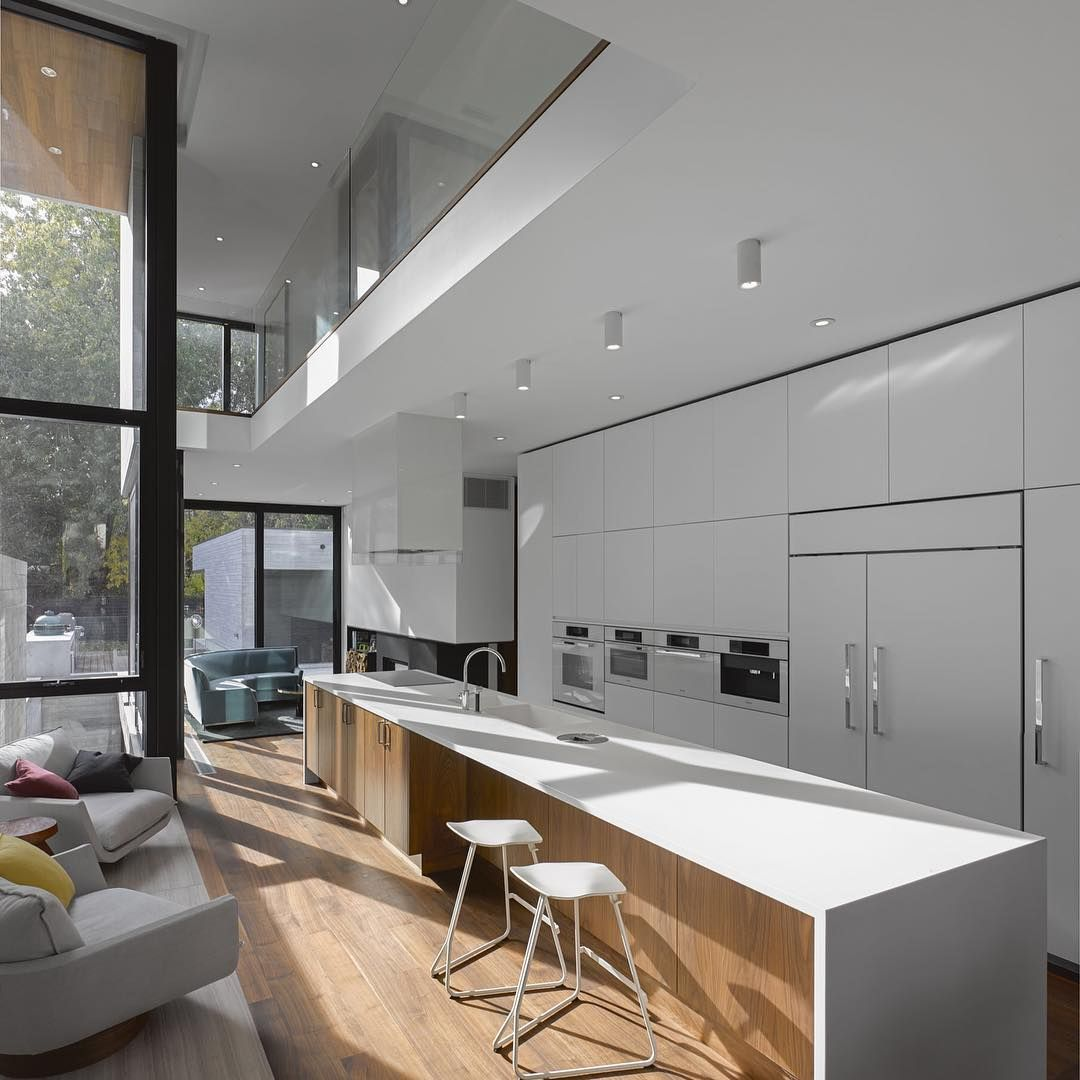 """""""Moore Park Residence By Drew Mandel For More Homes Follow"""