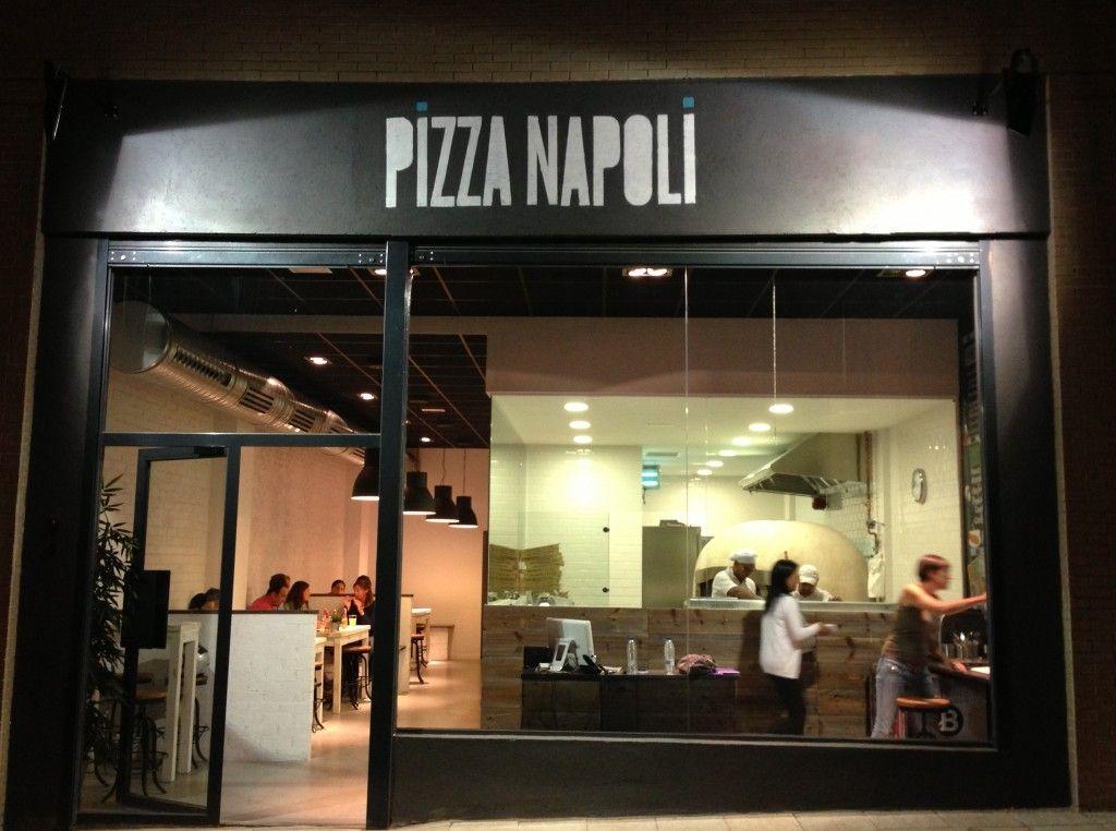 Arquitectura pizzerias buscar con google decoracion for Decoracion pizzeria